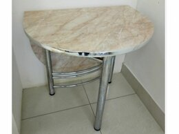 Столы и столики - Стол Опус пристенный, 0