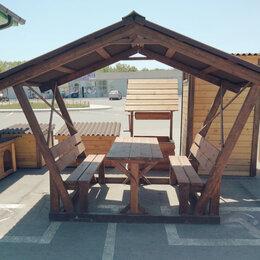 Готовые строения - Беседка деревянная, 0