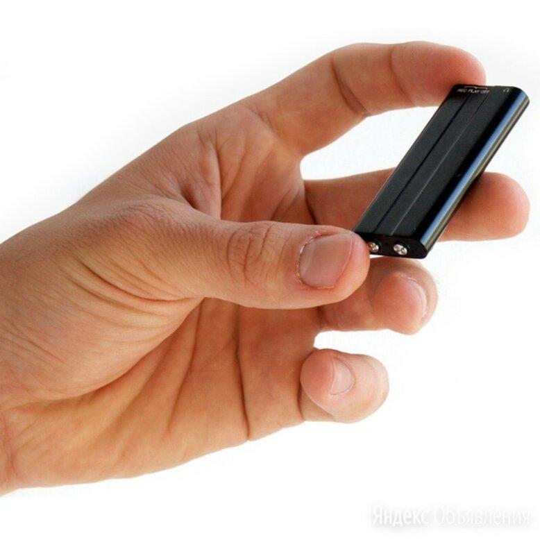 Мини диктофон Ambertek VR658 - диктофон с записью до 60 часов по цене 6280₽ - Диктофоны, фото 0