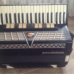 Клавишные инструменты - Аккордеон, 0
