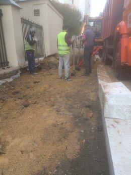 Архитектура, строительство и ремонт - Бригада дорожных строителей , 0