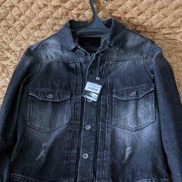 Куртки - Джинсовая куртка Prps (Оригинал; made in Italy), 0