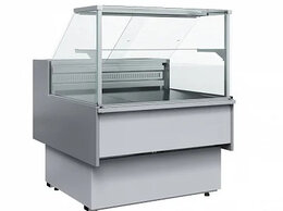 Холодильные витрины - Нейтральная витрина GC110 N 1,25-1 (с…, 0