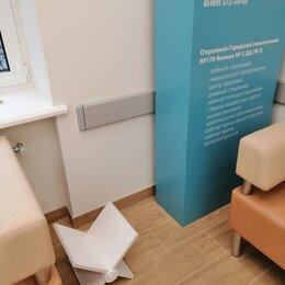 Оборудование и мебель для медучреждений - Напольная подставка для сумки пациента, 0