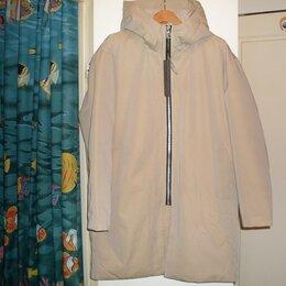 Куртки - C.H. Chen & Hu.Стильная парка.Япония.Раз-54-56, 0