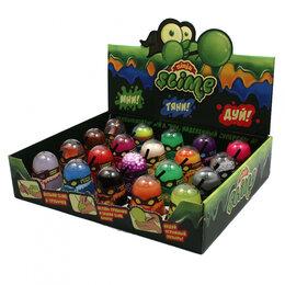 Игрушки-антистресс - Игрушка Слайм ТМ Slime Ninja 130 гр., 0