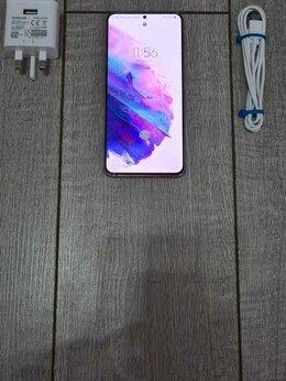 Мобильные телефоны - Samsung Galaxy S21 Plus 5G (Snapdragon 888) 128Gb+, 0