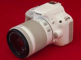 Фотоаппараты - Canon 100D Kit 18-55mm STM (гарантия, чек), 0