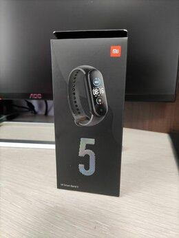 Умные часы и браслеты - Xiaomi Mi Smart Band 5 новый, 0