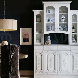 Мебель для кухни - Буфет «Лиза-2» 4х-ств. белый, 0