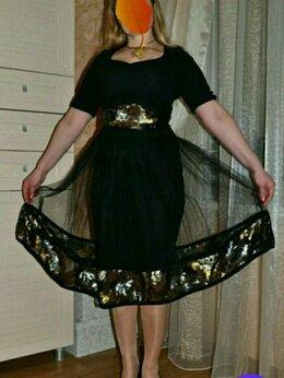 Платья - Вечернее платье р. 48, 0