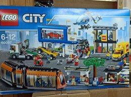 Конструкторы - Лего LEGO City 60097 новый, 0