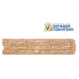 Фасадные панели - Фасадная панель Я-Фасад Крымский сланец Янтарь, 0