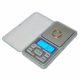 Прочая техника - Весы ювелирные карманные (измерение до 1 сотой гр), 0