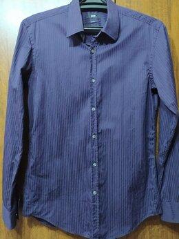 Рубашки - Рубашка Hugo Boss (оригинал, размер S), 0