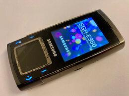 Мобильные телефоны - Samsung SGH-E950, 0