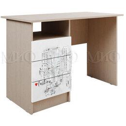 Компьютерные и письменные столы - Письменный стол Вега New Girl, 0
