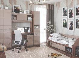 Шкафы, стенки, гарнитуры - Модульный уголок школьника Симба, 0