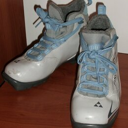Обувь для спорта - Ботинки лыжные Fisher XC Sport My Style Индонезия р.35-36 ст.23 см, 0