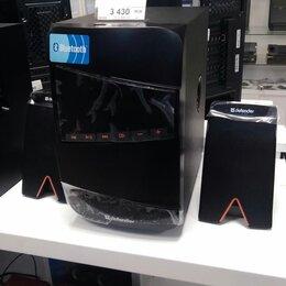 Компьютерная акустика - Колонки DEFENDER X361 36Вт, BT/FM/MP3/USB пульт, новые, гарантия, упаковка, 0