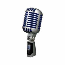 Микрофоны - SHURE Super 55 Deluxe динамический…, 0