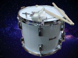 Ударные установки и инструменты - Маршевый барабан 1210/WH , 0