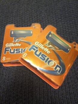 Бритвы и лезвия - Лезвия Gillette Fusion. 8 штук. , 0
