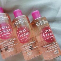 Тонизирование - Тоник для чувствительной кожи Evoluderm с розовой водой, 0