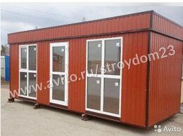 Готовые строения - Бытовка-магазин, 0