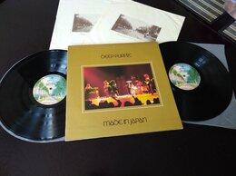 Виниловые пластинки - Deep Purple Made In Japan 1973 USA ex/ex/ex, 0