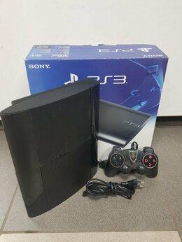 Игровые приставки - Игровая приставка Sony PS3 500Gb Super Slim , 0