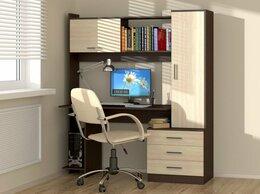 Компьютерные и письменные столы - Стол компьютерный -3 венге дуб беленый 💥 0465💥, 0