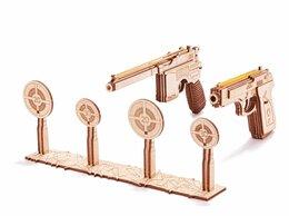 Конструкторы - Механический 3D-пазл из дерева Wood Trick Набор…, 0