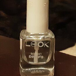 Лак для ногтей - Экспресс сушка лак для ногтей Nail Look покрытие, 0