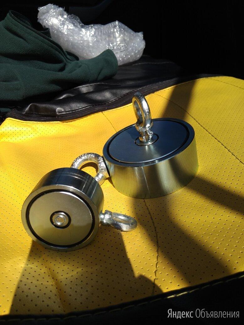 F120*2 поисковый магнит по цене 1900₽ - Металлоискатели, фото 0