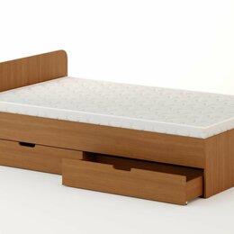 Кровати - Кровать с ящиками 1200 (без матраца), 0