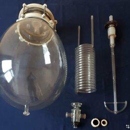 Производственно-техническое оборудование - Стеклянный Химический Лабораторный Реактор.100 Л, 0