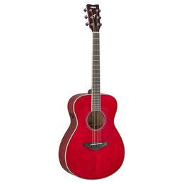 Акустические и классические гитары - Yamaha FS-TA RR Трансакустическая гитара ФОЛК,…, 0
