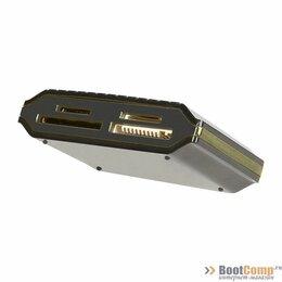 Устройства для чтения карт памяти - Картридер Tracer CH3 + USB HUB, 0