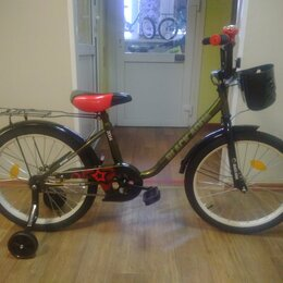 """Велосипеды - Велосипед детский BA 04 20"""", 0"""