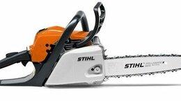 Электро- и бензопилы цепные - Бензопила STIHL (Штиль) MS 440 шина 45 см, 0
