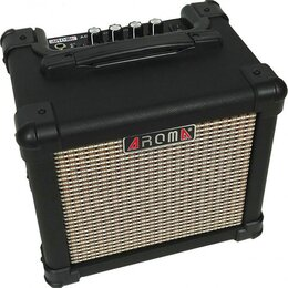 Гитарное усиление - Aroma AG-10 Комбоусилитель для электрогитары, 5,…, 0
