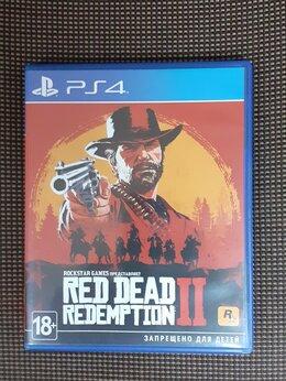 Игры для приставок и ПК - Red Dead redemption 2 Sony ps4, 0
