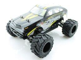 Радиоуправляемые игрушки - Радиоуправляемый монстр Himoto Crasher 4WD 2.4G…, 0