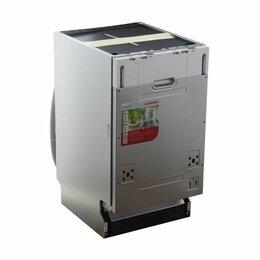 Посудомоечные машины - Встраиваемая посудомоечная машина leran BDW 45-104. Новая., 0