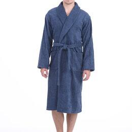 Домашняя одежда - халат  махровый мужской, 0