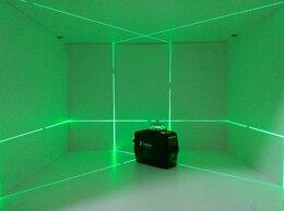 Измерительные инструменты и приборы - Новый лазерный уровень Deko 360 12 линий, 0