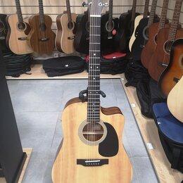 Акустические и классические гитары - Электро-акустическая гитара Sigma DMC-STE+, 0