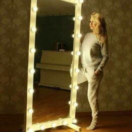Зеркала - Зеркало с лампами диодными., 0