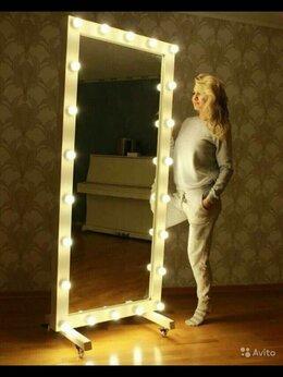 Зеркала - Зеркал с лампами диодными., 0
